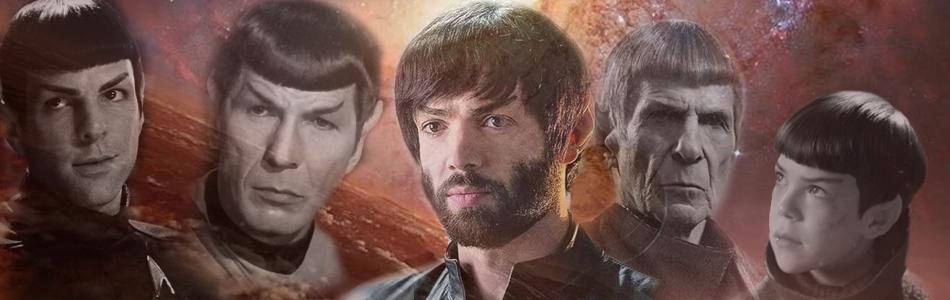 Why I love Spock (and Star Trek) | Jenn Moffatt